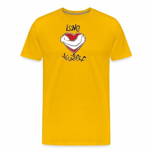 LOVE YOURSELF - Men's Premium T-Shirt