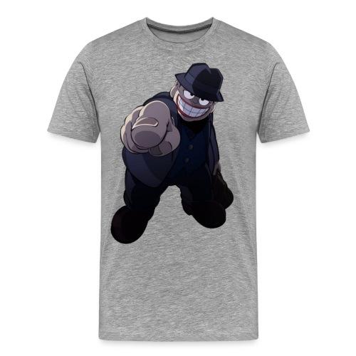 The Laughing Salesman - Men's Premium T-Shirt