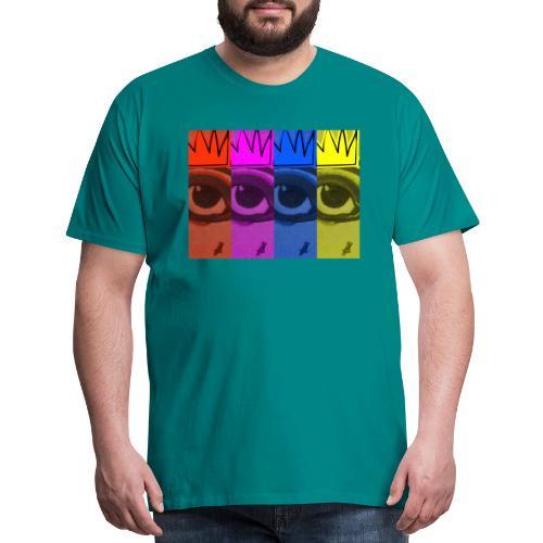 Eye Queen - Men's Premium T-Shirt