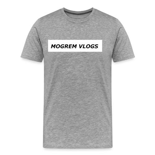 AL MOGREM CLOTH - Men's Premium T-Shirt