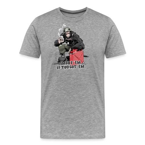 PRIMATE FALLS - Men's Premium T-Shirt