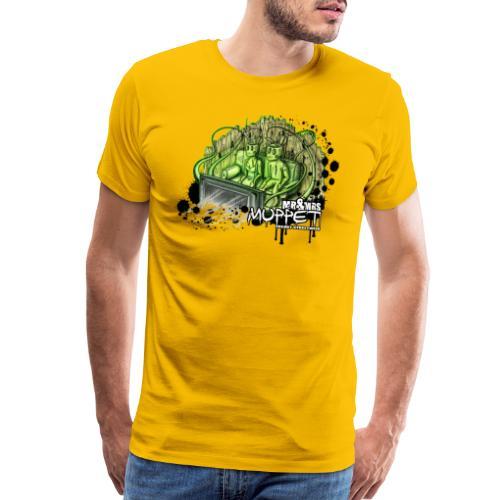mr & mrs muppet - Men's Premium T-Shirt