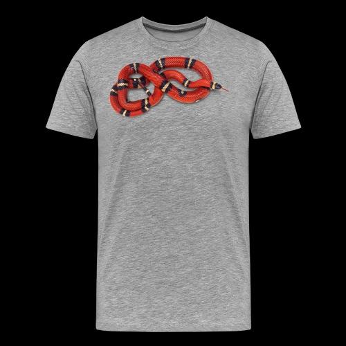 Red Snake - Men's Premium T-Shirt