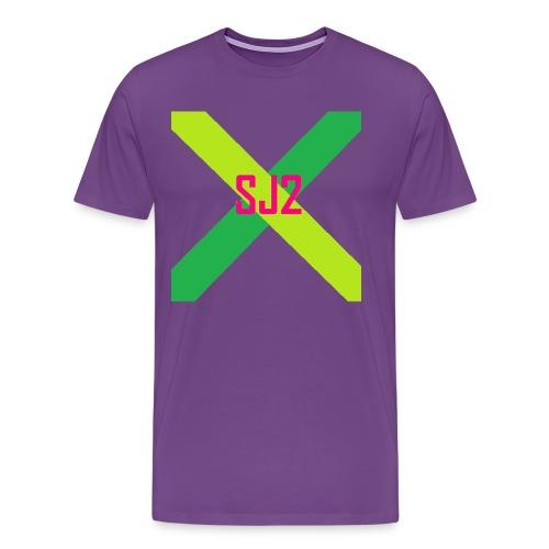 SJ2 Logo - Men's Premium T-Shirt