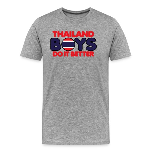 2020 Boys Do It Better 06 Thailand - Men's Premium T-Shirt