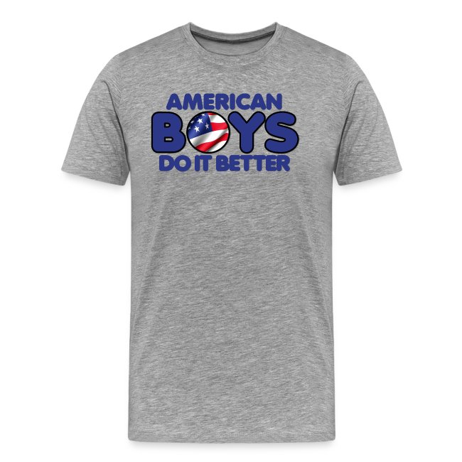 2020 Boys Do It Better 03 American