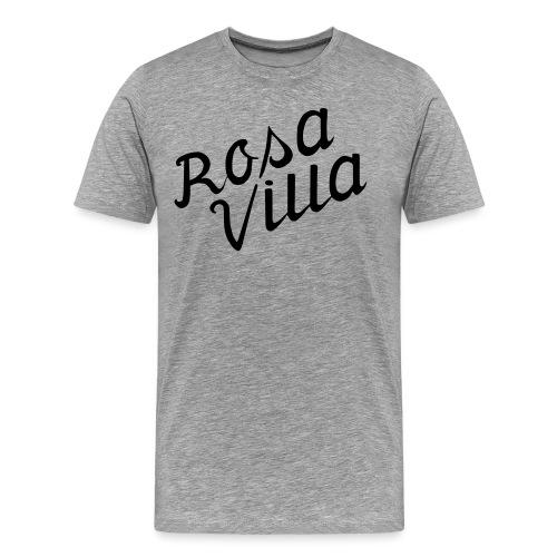 rosa villa - Men's Premium T-Shirt
