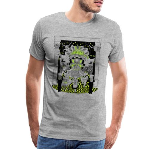 cardamom chai tee - Men's Premium T-Shirt