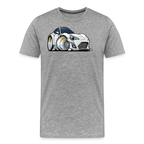 Toyota 86 - Men's Premium T-Shirt