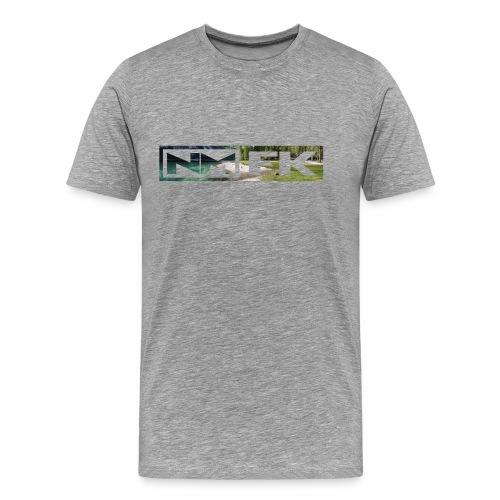 NMFK Street Style - Image Outline - Men's Premium T-Shirt