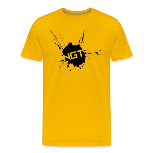 Womens Splatter - Men's Premium T-Shirt