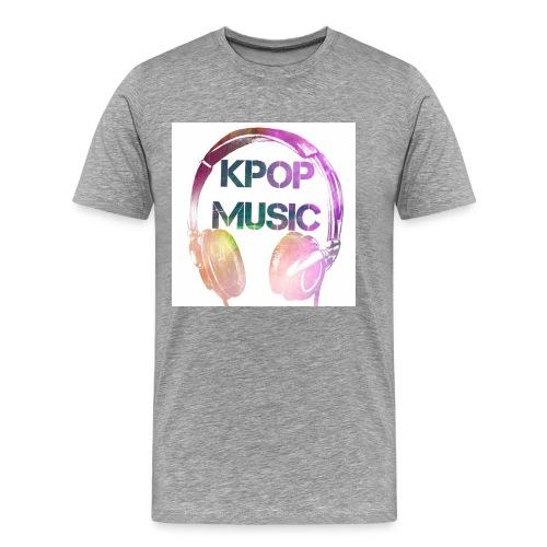 KPOP MUSIC - Men's Premium T-Shirt