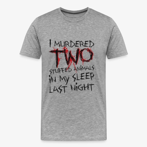 stuffedanimals png - Men's Premium T-Shirt