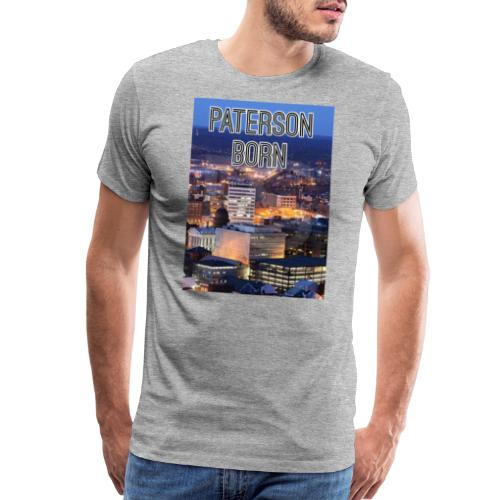 Paterson Born - Men's Premium T-Shirt