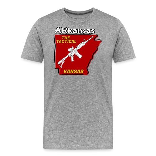 Tactical Kansas - Men's Premium T-Shirt