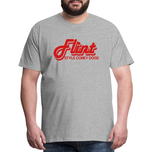 Flint Style Coney Dogs - Men's Premium T-Shirt