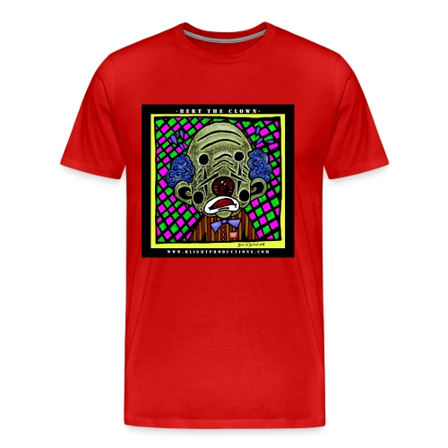 Bert The Clown - Men's Premium T-Shirt