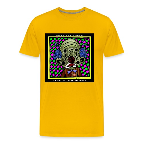 Bert The Clown - Men's Premium T-Shirt