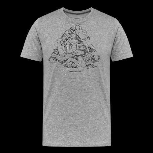 Girls Tee - Men's Premium T-Shirt