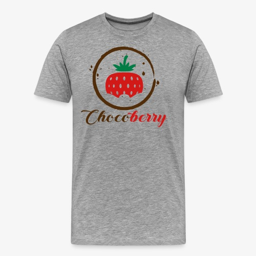 Chocoberry - Men's Premium T-Shirt