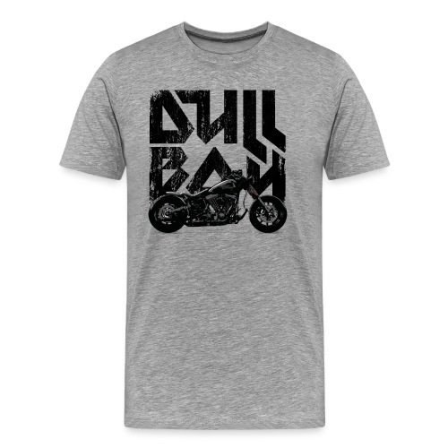 Dull Boy - Men's Premium T-Shirt