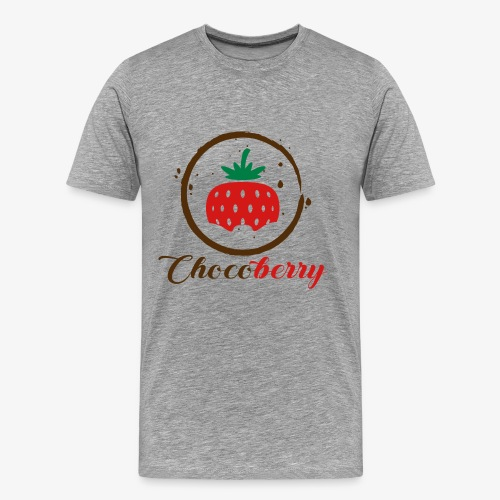 Chocoberry - Men's Premium T-Shirt