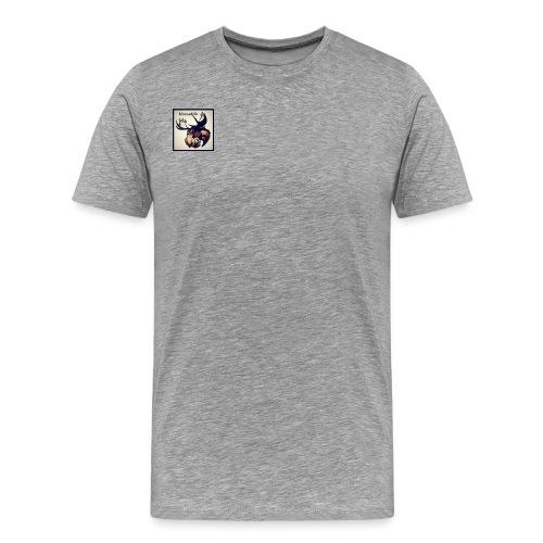 Moosmilk Signuture Merch - Men's Premium T-Shirt