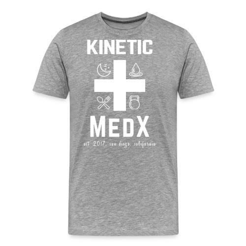 Kinetic MedX - Men's Premium T-Shirt