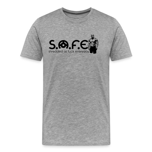 S.A.F.E (Sherdded Brand) - Men's Premium T-Shirt