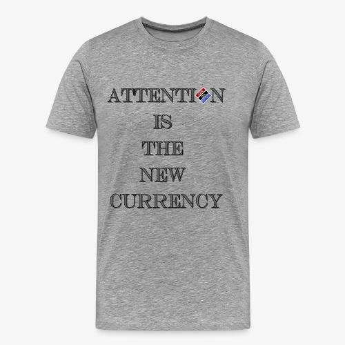 The New Money - Men's Premium T-Shirt