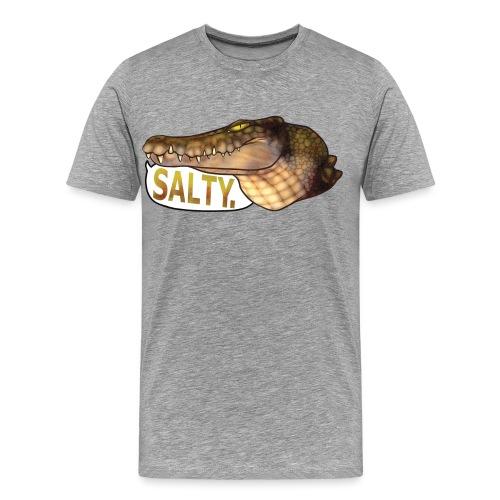 Salty. - Men's Premium T-Shirt