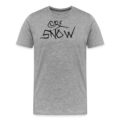 CuBe Snow Logo 2016 - Men's Premium T-Shirt