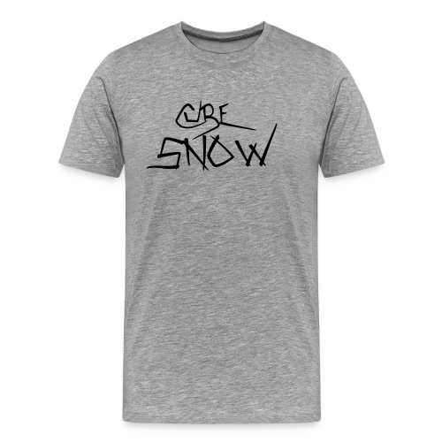 CuBe Snow Logo 2016 - Men's Premium T-Shirt