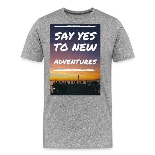 997CAD09 1F4C 4D7A B2B6 37143AA40852 - Men's Premium T-Shirt