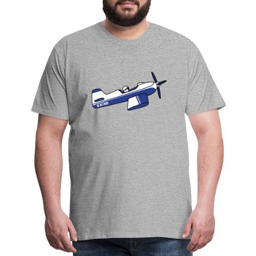 B K1ND Aircraft - Men's Premium T-Shirt