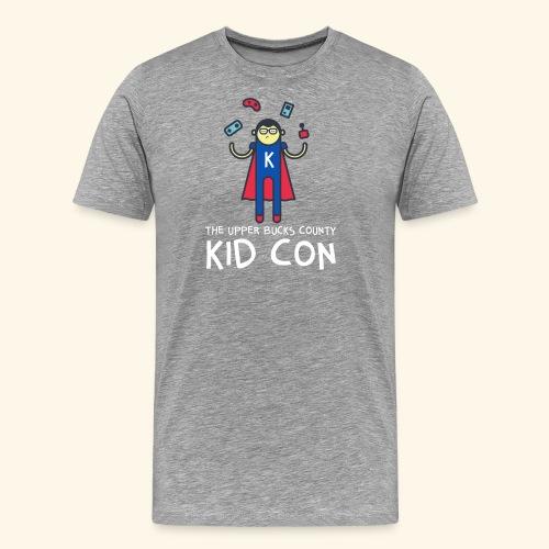 Official Upper Bucks County Kid Con - Men's Premium T-Shirt