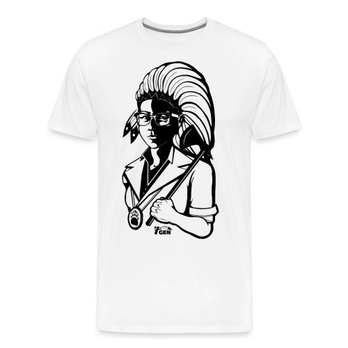 TwoLives - 7thGen - Men's Premium T-Shirt