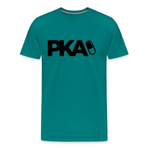 pkalogovector - Men's Premium T-Shirt