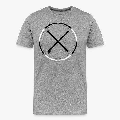 Cross Arrows - Men's Premium T-Shirt