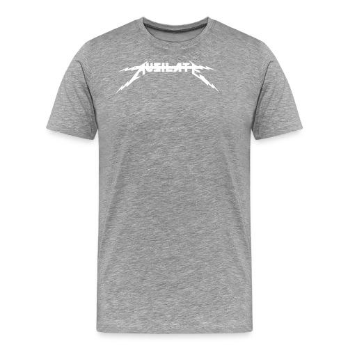 Ausilate Lightning Collection *White* - Men's Premium T-Shirt