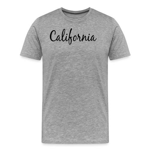 California Shirt - Men's Premium T-Shirt
