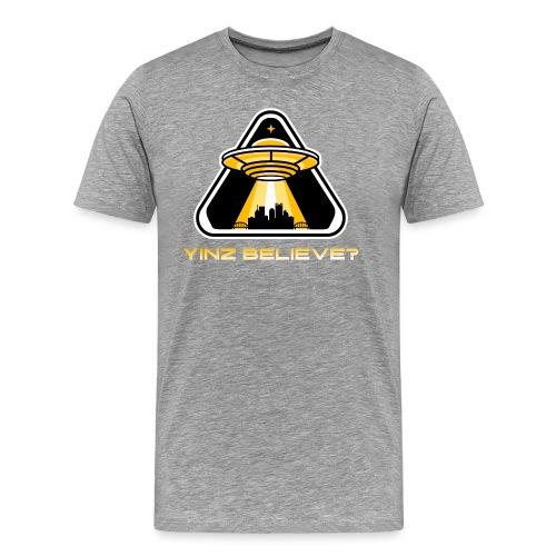Yinz Believe? - Men's Premium T-Shirt