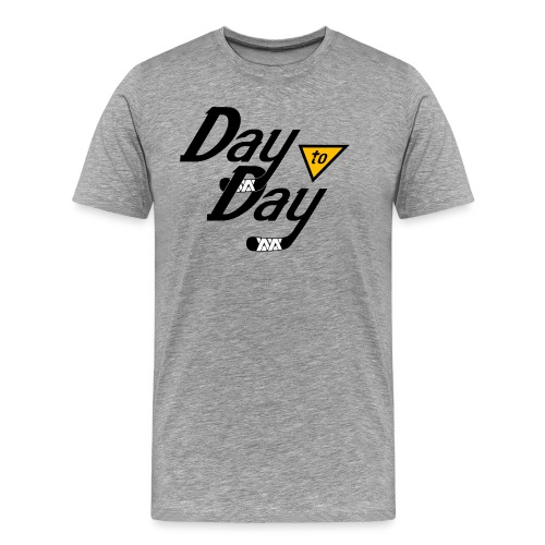 Day to Day - Men's Premium T-Shirt