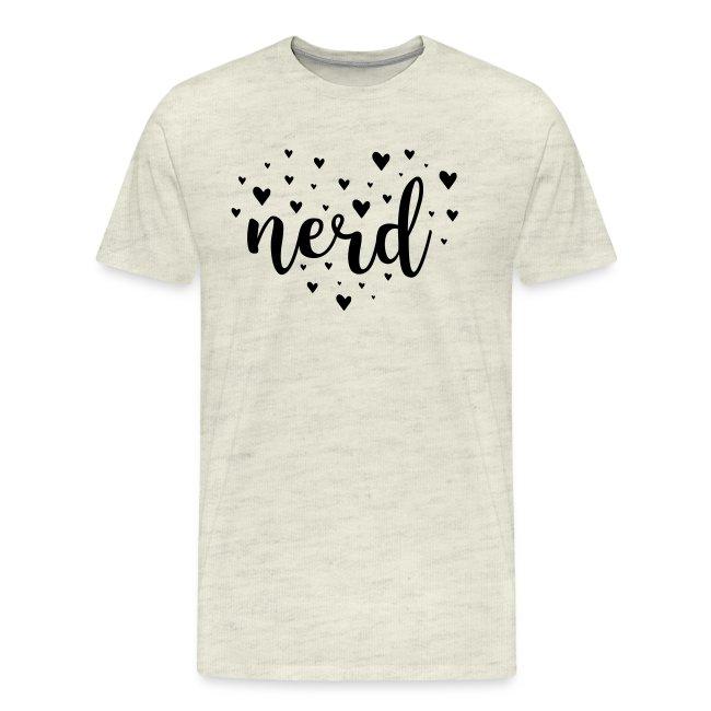 Inverted heart nerd