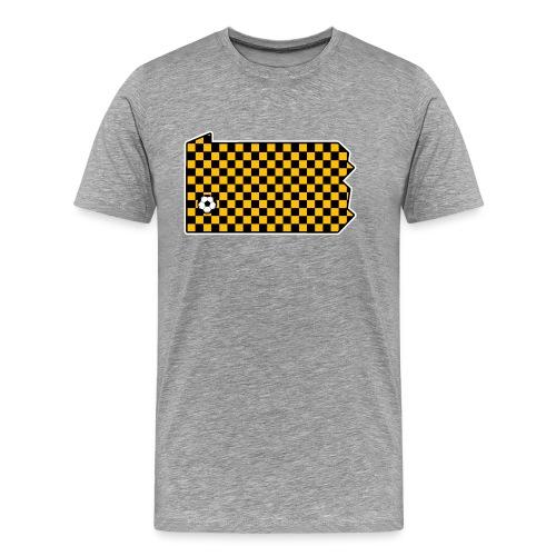 Pittsburgh Soccer - Men's Premium T-Shirt