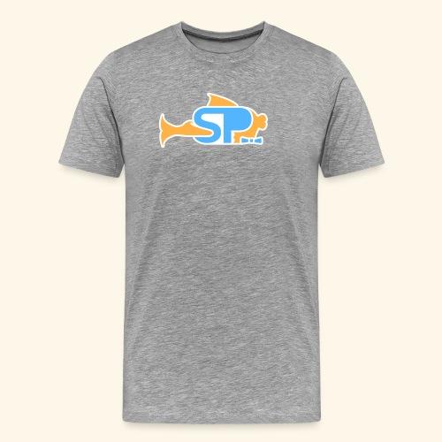 PuffyLogo - Men's Premium T-Shirt