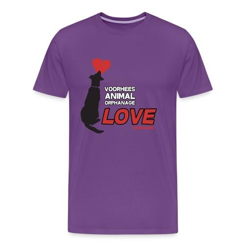 Dog Love - Men's Premium T-Shirt