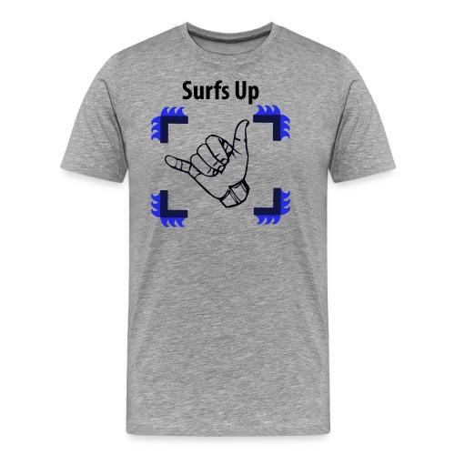 Surfs Up!! - Men's Premium T-Shirt