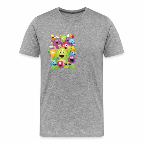 Monster Party - Men's Premium T-Shirt