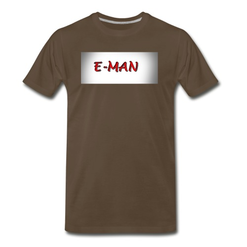 E-MAN - Men's Premium T-Shirt